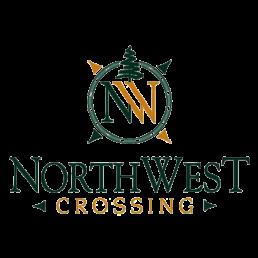 North West Crossing logo