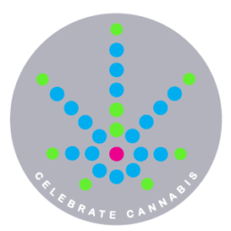 Celebrate Cannabis logo