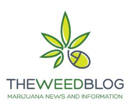 The Weed Blog logo